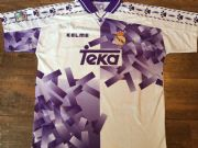 Classic Football Shirts | 1996 Real Madrid Vintage Old Soccer Jerseys
